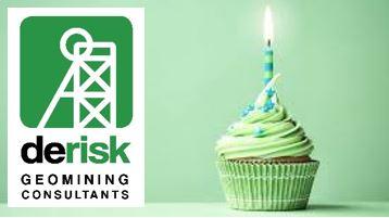 Derisk celebrates 1st Anniversary